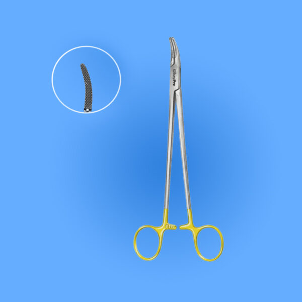 Surgical Obese Heaney Needle Holder Tungsten Carbide