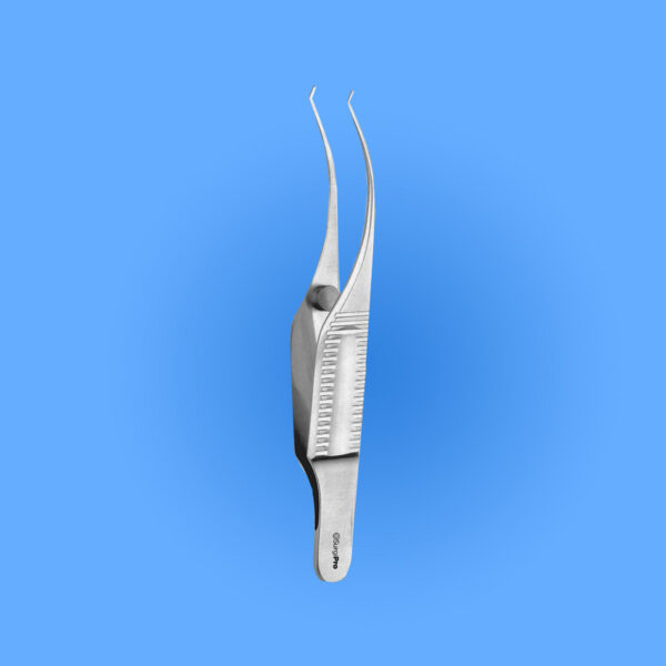 Surgical Pierse Colibri Type Corneal Forceps