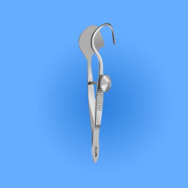 Surgical Snellen Entropium Forceps