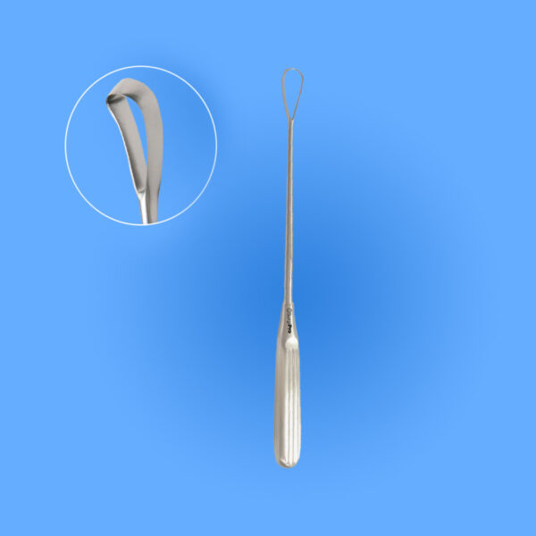 Surgical Thomas Uterine Curettes