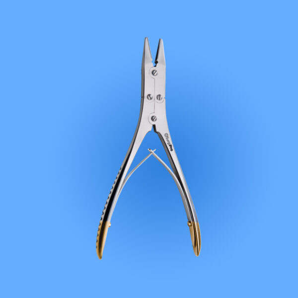 Surgical Tungsten Carbide Pin and Wire Puller