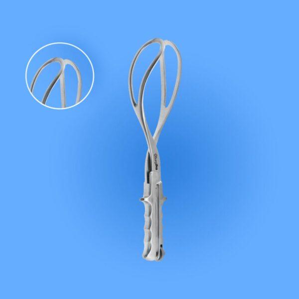 Surgical Elliot Obstetrical Forceps Short Model