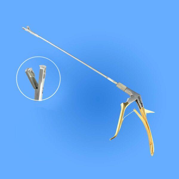 Surgical-Baby-Tischler-Rotating-Cervical-Biopsy-Punch-Forceps-SP0-312