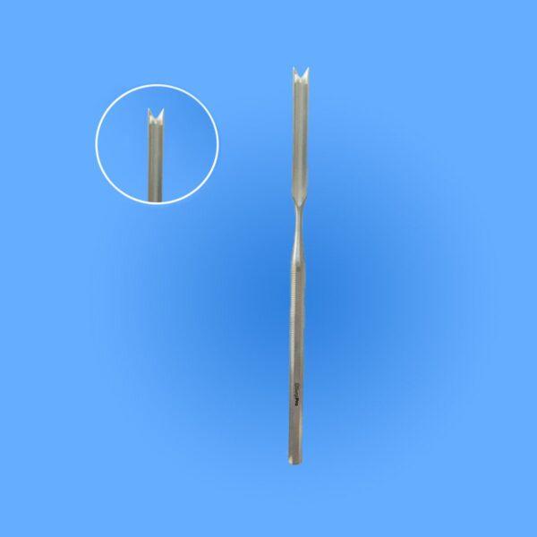 Surgical Ballenger V-Shaped Chisel