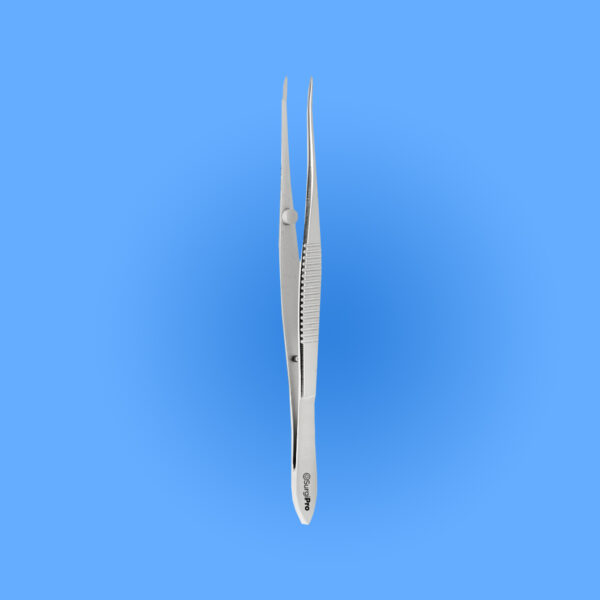 Surgical Barraquer Cilia and Suture Forceps