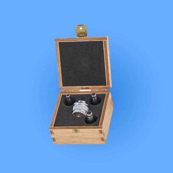 Surgical Bruening Magnifier Otoscope