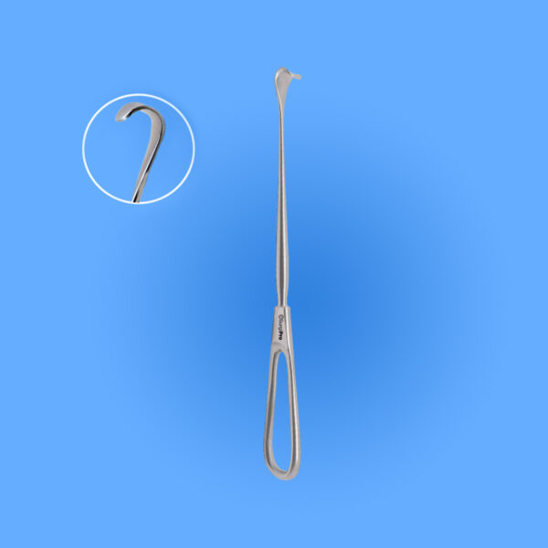 Surgical Cushing Vein and Nerve Retractor