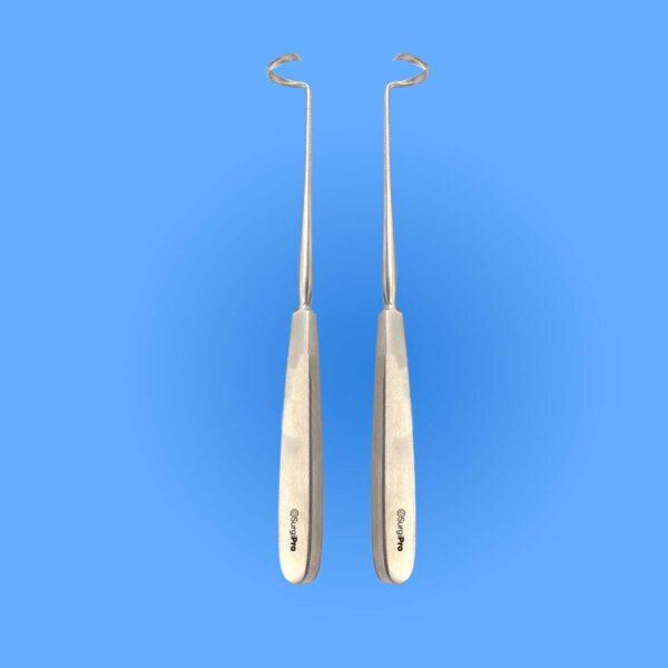 Surgical Deschamps Ligature Carrier