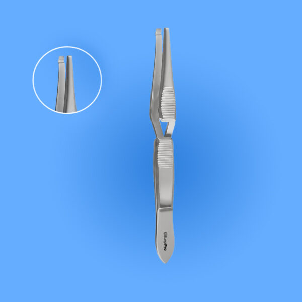 Surgical Hegenbarth Clip Applying Forceps