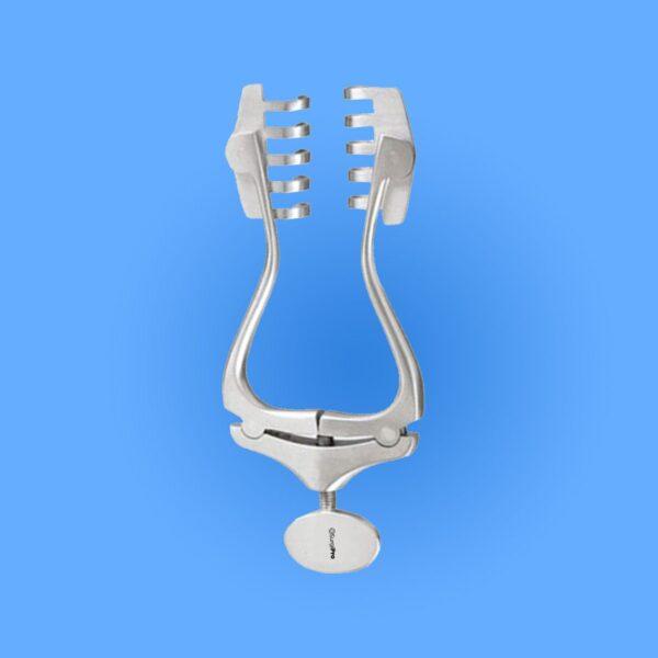 Surgical Jansen-Wagner Mastoid Retractor