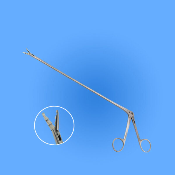 Surgical Kahler Bronchoscopic Forceps
