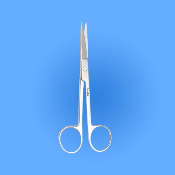 Surgical Knapp Iris Scissors