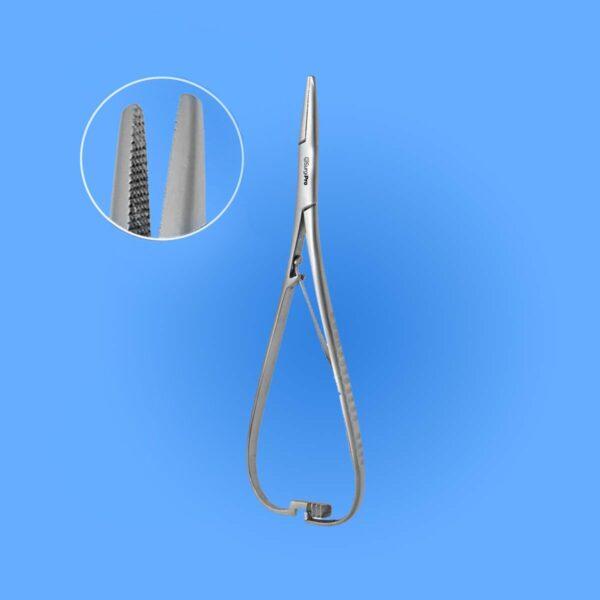 Surgical Mathieu Needle Holder
