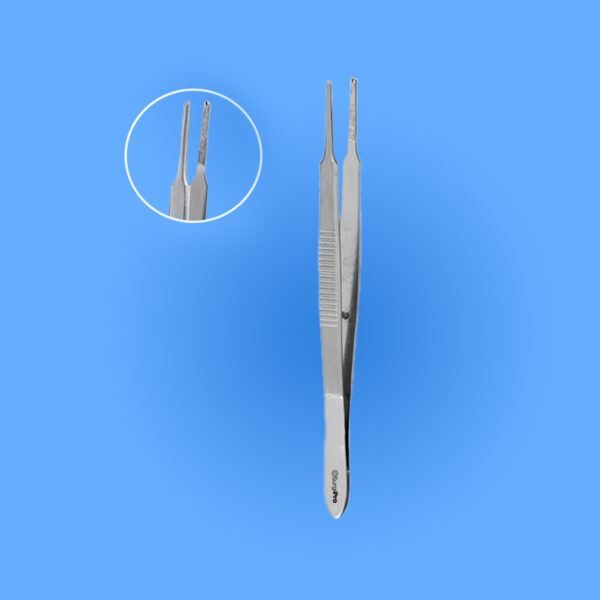 Surgical Mccullough Suturing Forceps