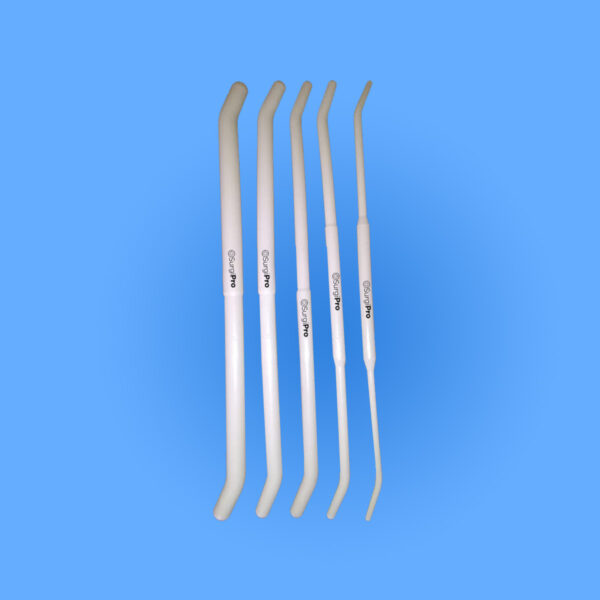 Photo - Image of Surgical Plastic Pratt Uterine Dilators, Double End, SP0-362, provided courtesy of Surgipro.com.