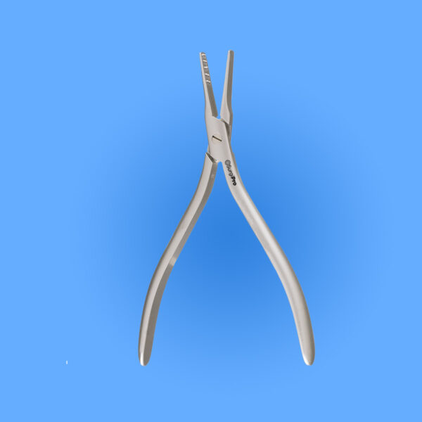 Surgical Platypus Nail Pulling Forceps