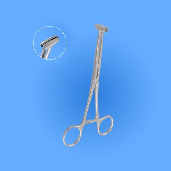 Surgical Pratt T-Shape Forceps