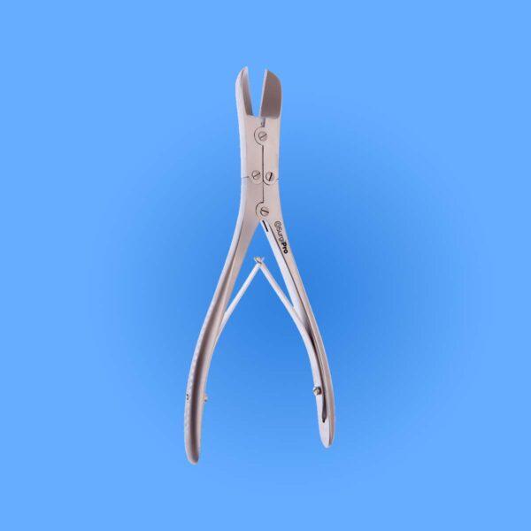 Surgical Ruskin Bone Cutting Forceps