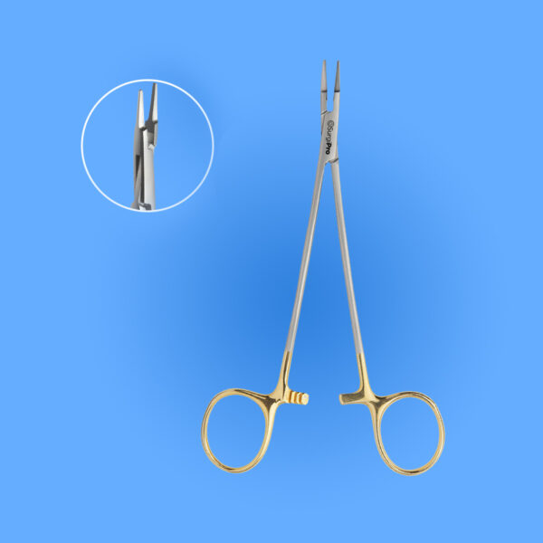 Surgical Ryder Needle Holder - Tungsten Carbide