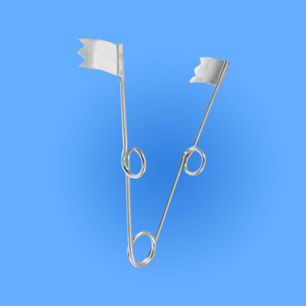 Surgical Spring Wire Retractor