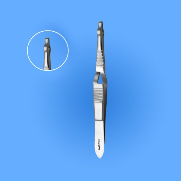 Surgical Wachenfeld Clip Applying Forceps