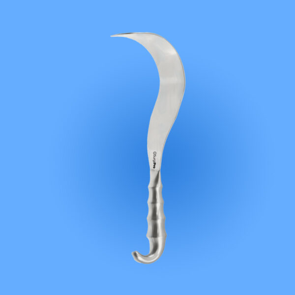 Surgical Deaver Retractor with Hollow Grip Handle