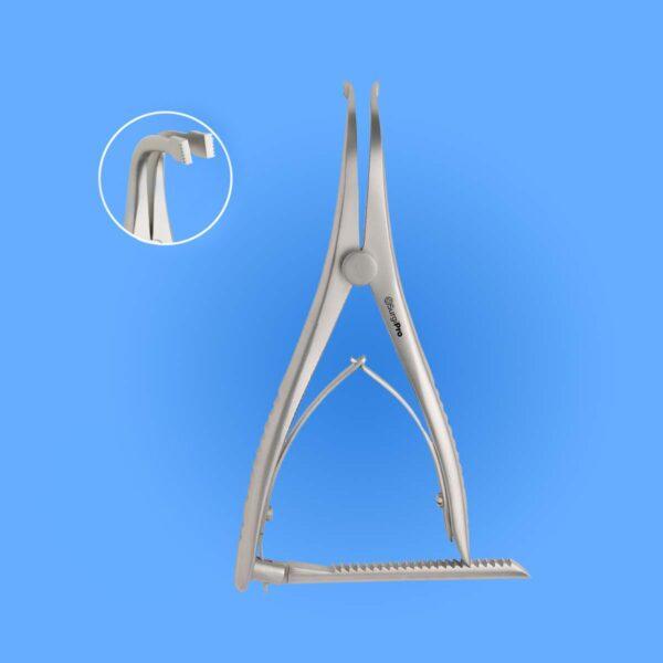 Photo - Image of Surgical Inge Lamina Spreader, SPRO-176, provided courtesy of Surgipro.com.