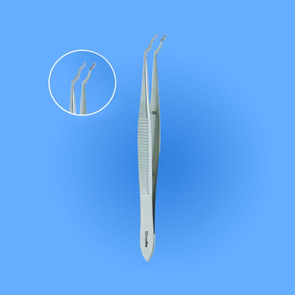 Surgical Extra-Capsular Forceps