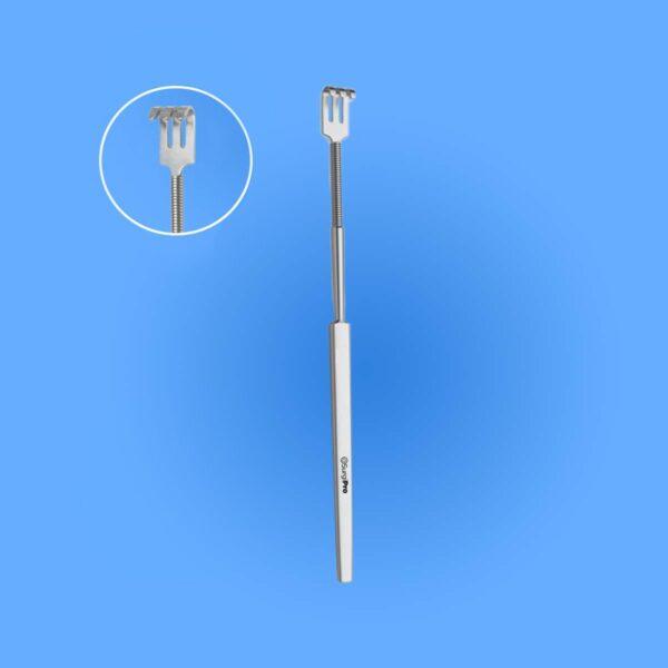 Surgical Flexible Neck Rake Retractor