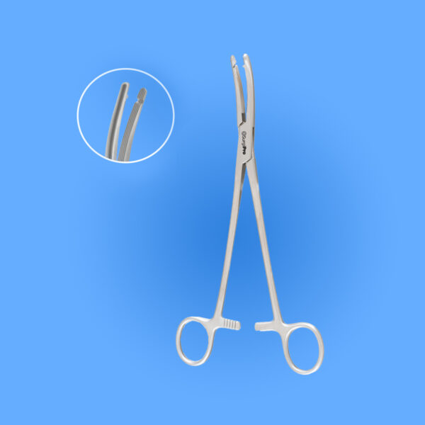 Surgical Heaney-Ballentine Hysterectomy Forceps