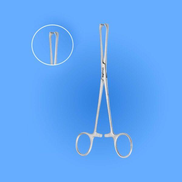 Surgical Lockwood-Allis Tissue Forceps