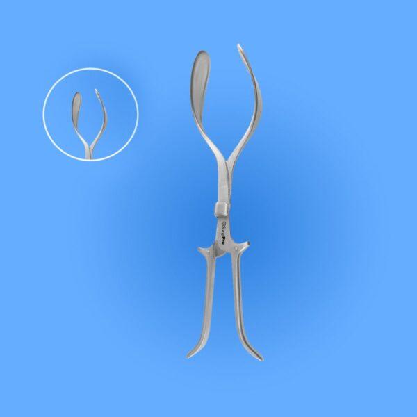 Surgical Mclean-Tucker-Luikart Obstetrical Forceps