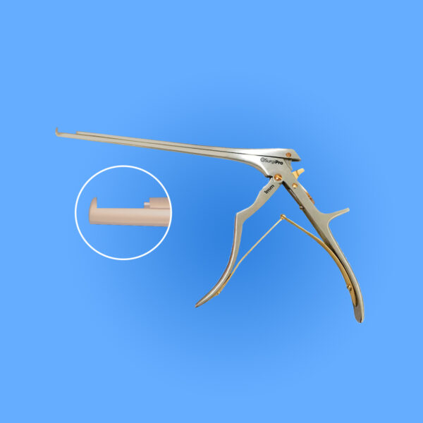 """Kerrison EZ Clean Detachable Rongeur 8"""" (20.3 cm) shaft"""