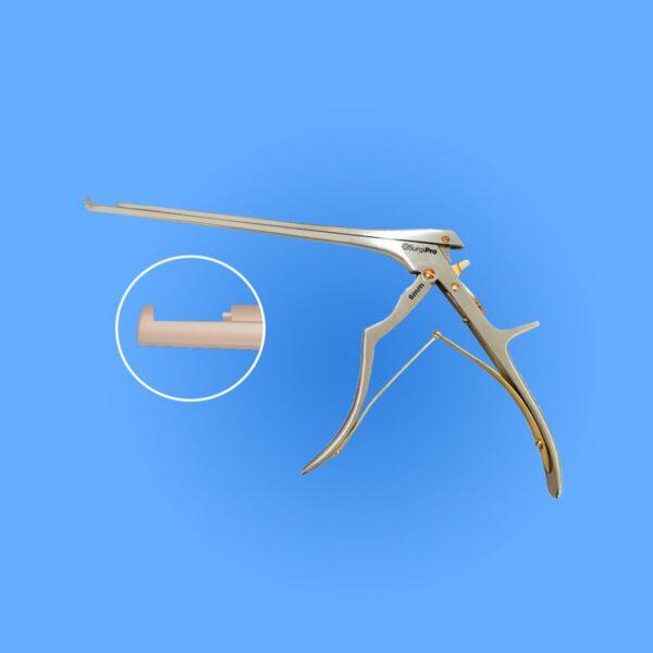 """Kerrison EZ Clean Detachable Rongeur 7"""" (17.8 cm) shaft,"""