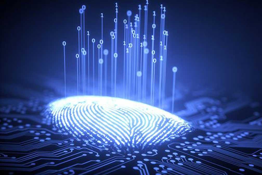 cadastro e biometria