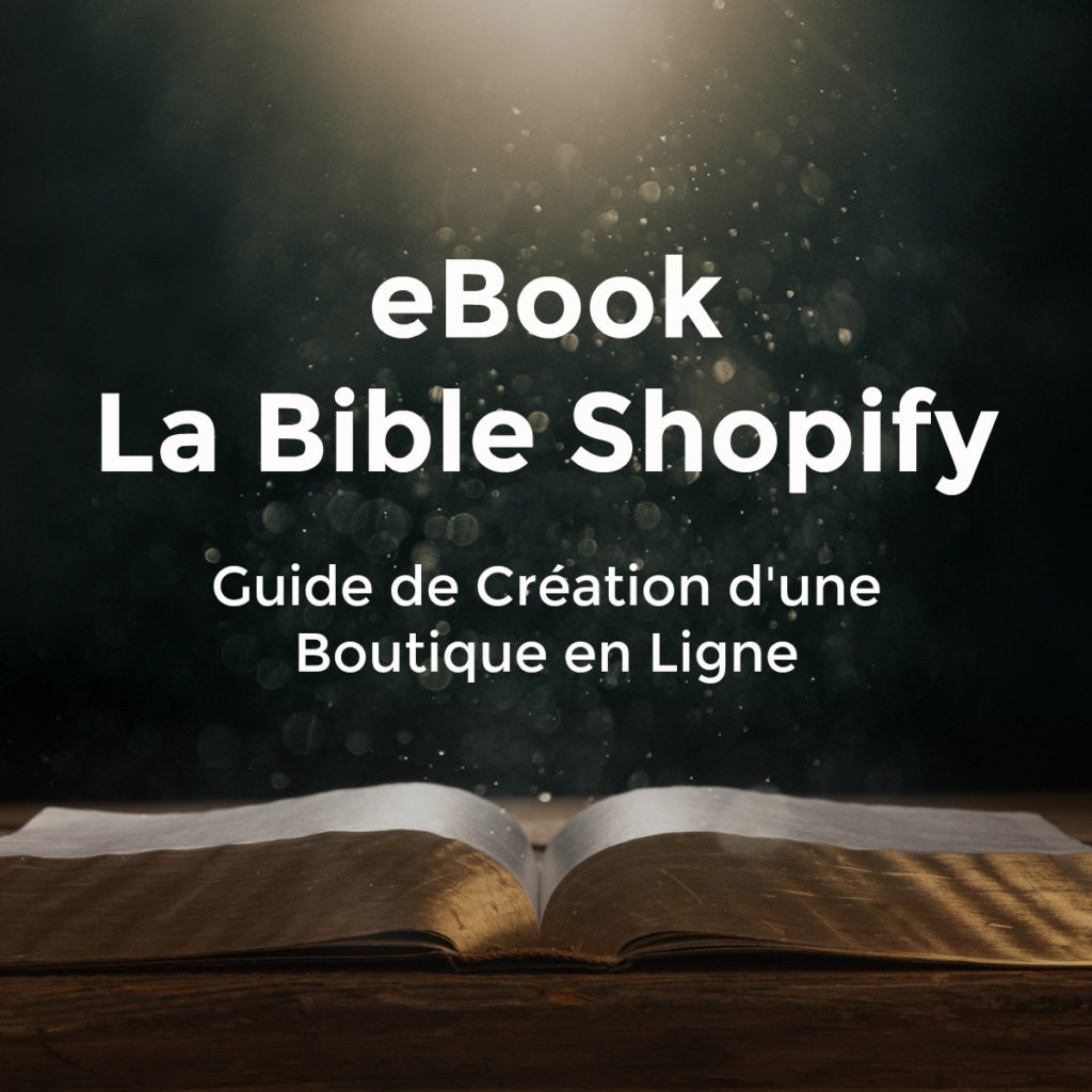 eBook La Bible Shopify