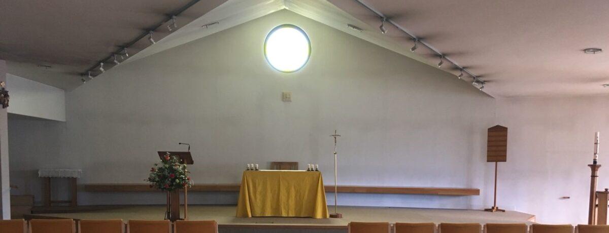 St Augustine of Canterbury Church,               North Springfield