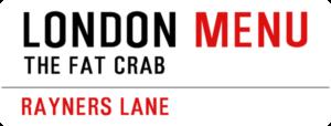 View our London Branch Menu