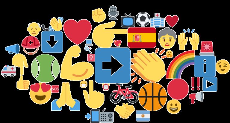 Social Listening Emojis