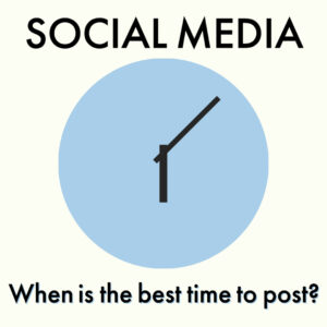 When's the best time to post