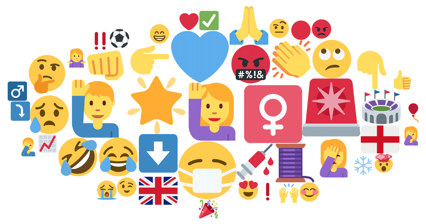 """Emojis for """"Freedom Day"""""""