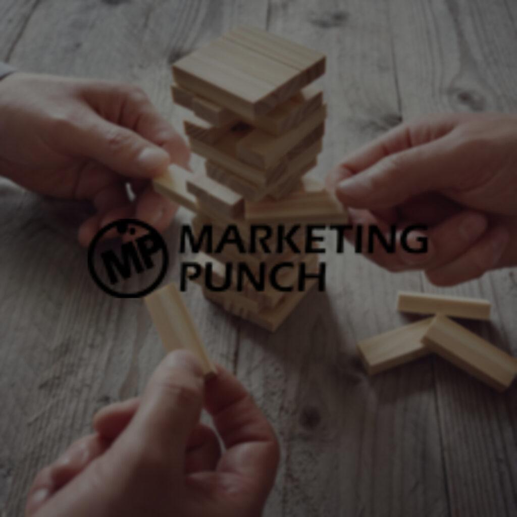 Marketing Punch Logo