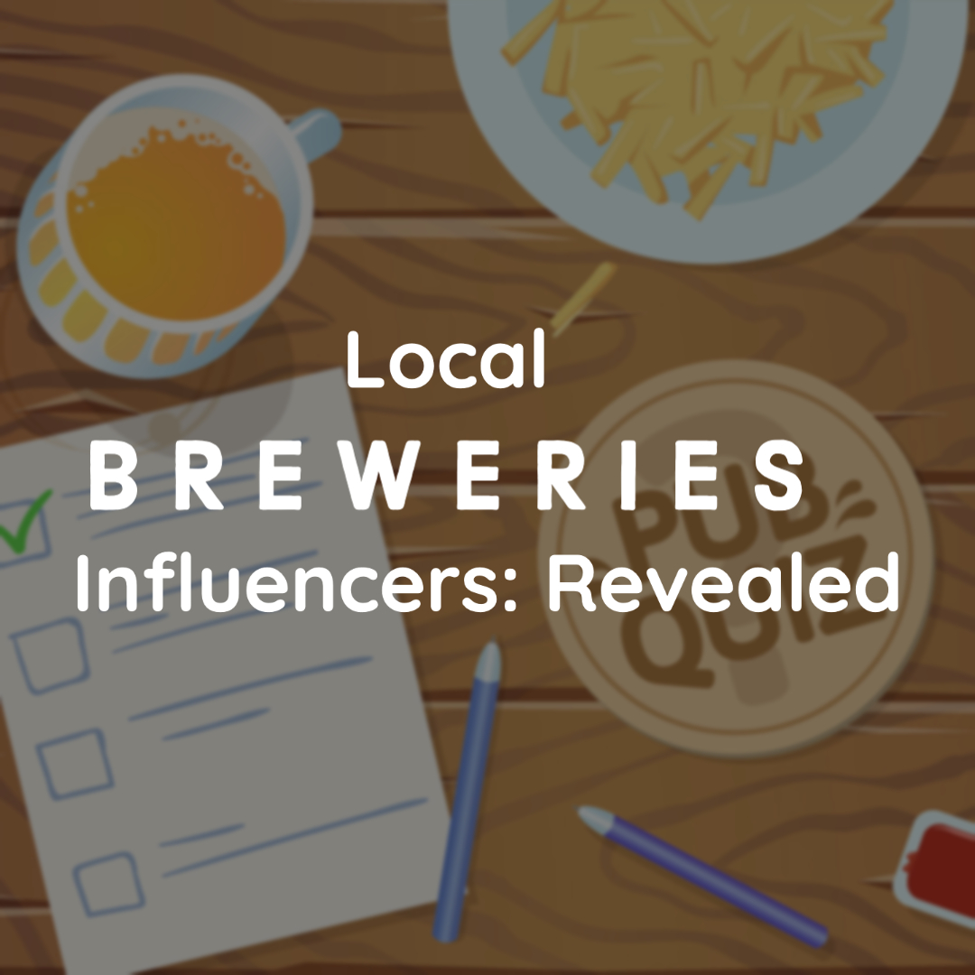 Local Breweries, Influencers Revealed FEATURED IMAGE