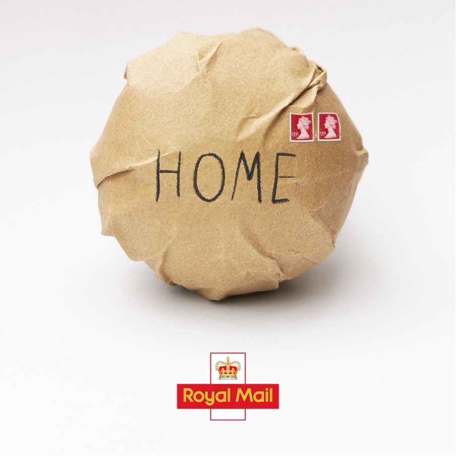 It's coming home trend - Royal Mail