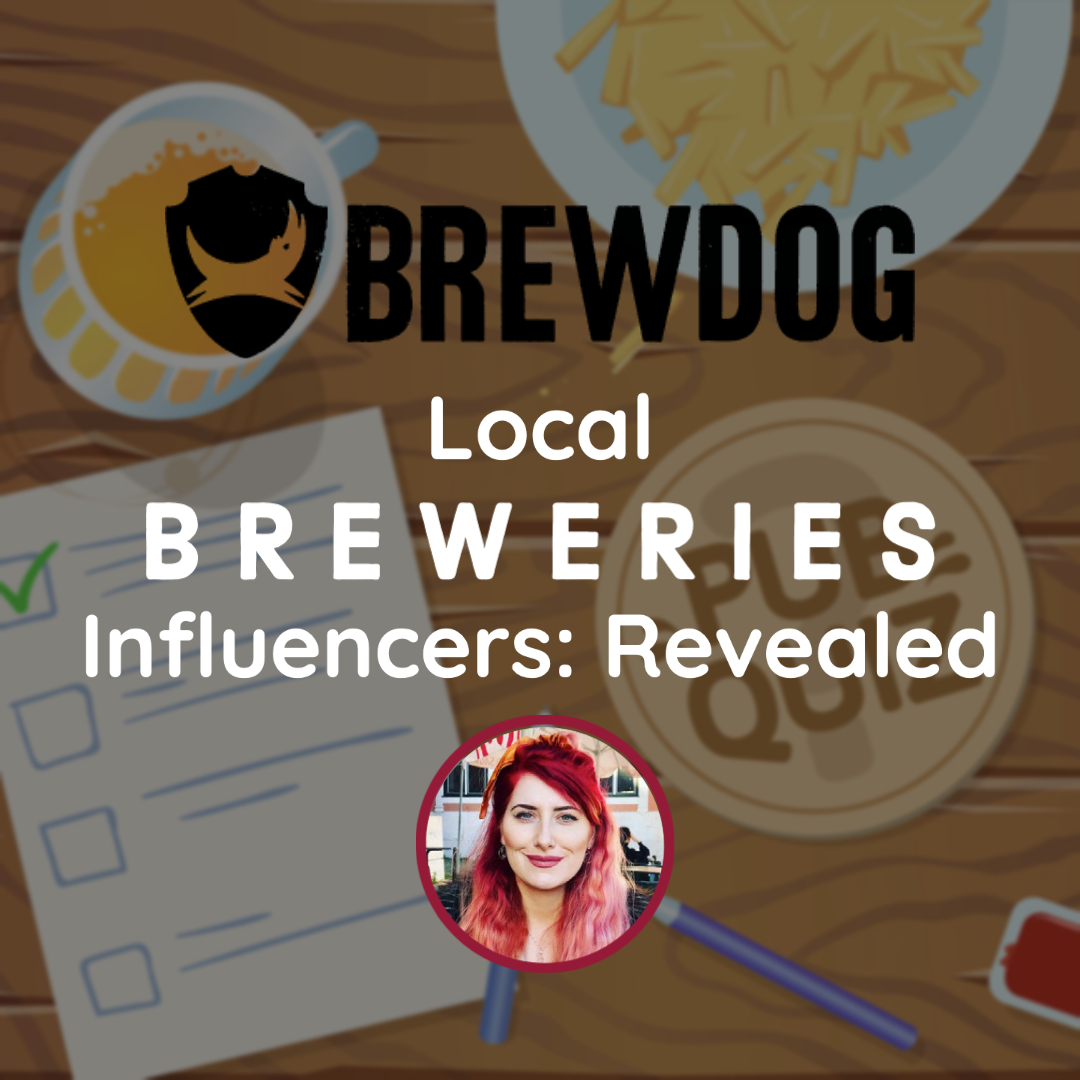 Local Breweries, Influencers Revealed with Brewdog Logo FEATURED IMAGE
