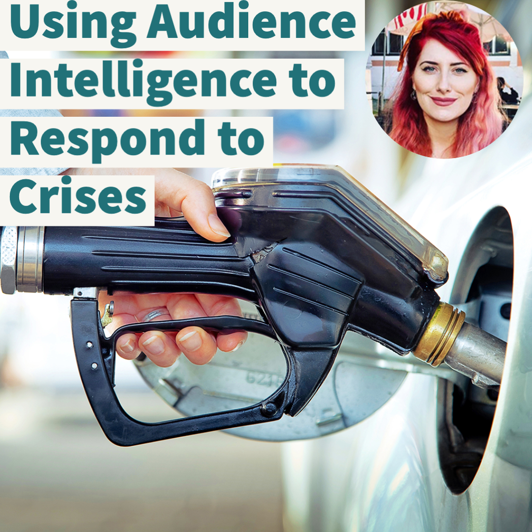 Using audience intelligence to respond to crises