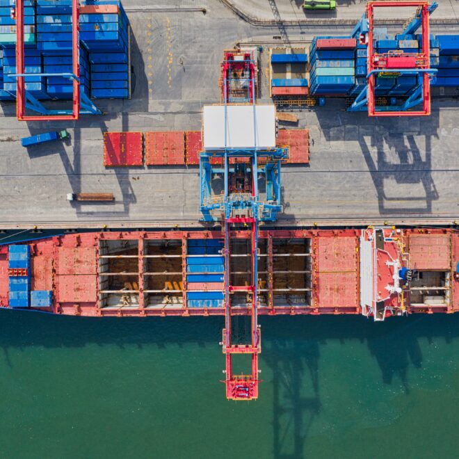 indonesia_aerial-photo-of-cargo-ship-near-intermodal-containers-2231744
