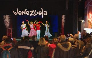 IceMagic Expo padglione Venezuela