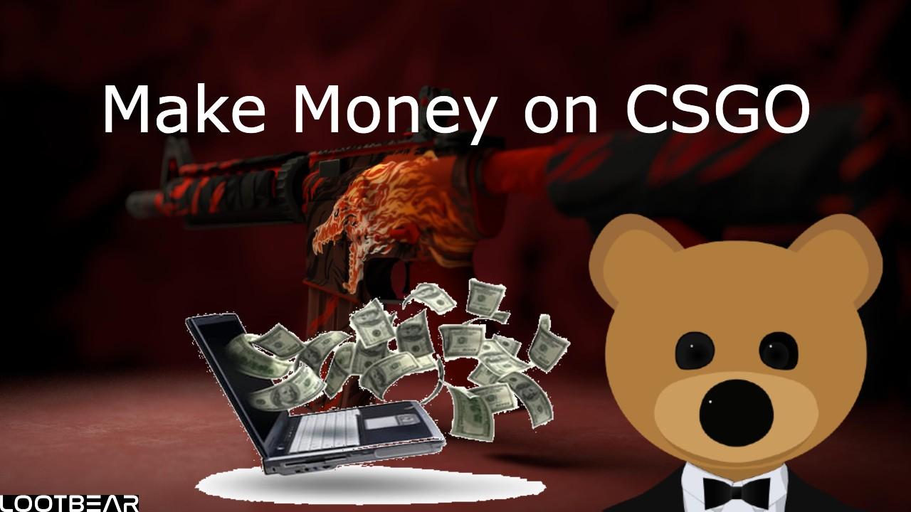 how to make money on CSGO