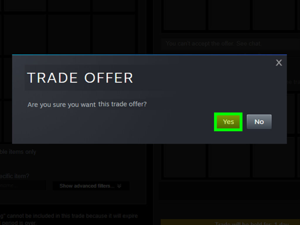 how to send trade offer Steam non-friend